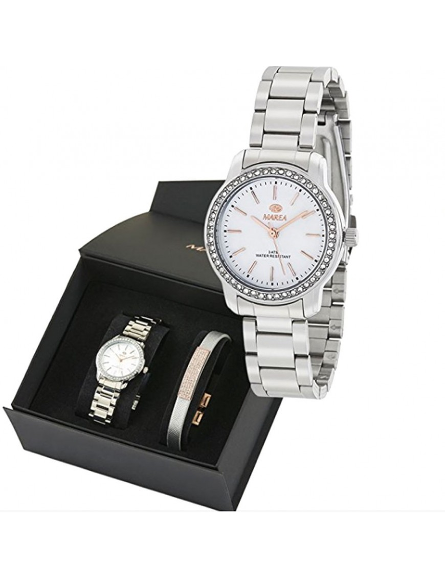 Pack Reloj Marea Mujer Just For Her B41215/15