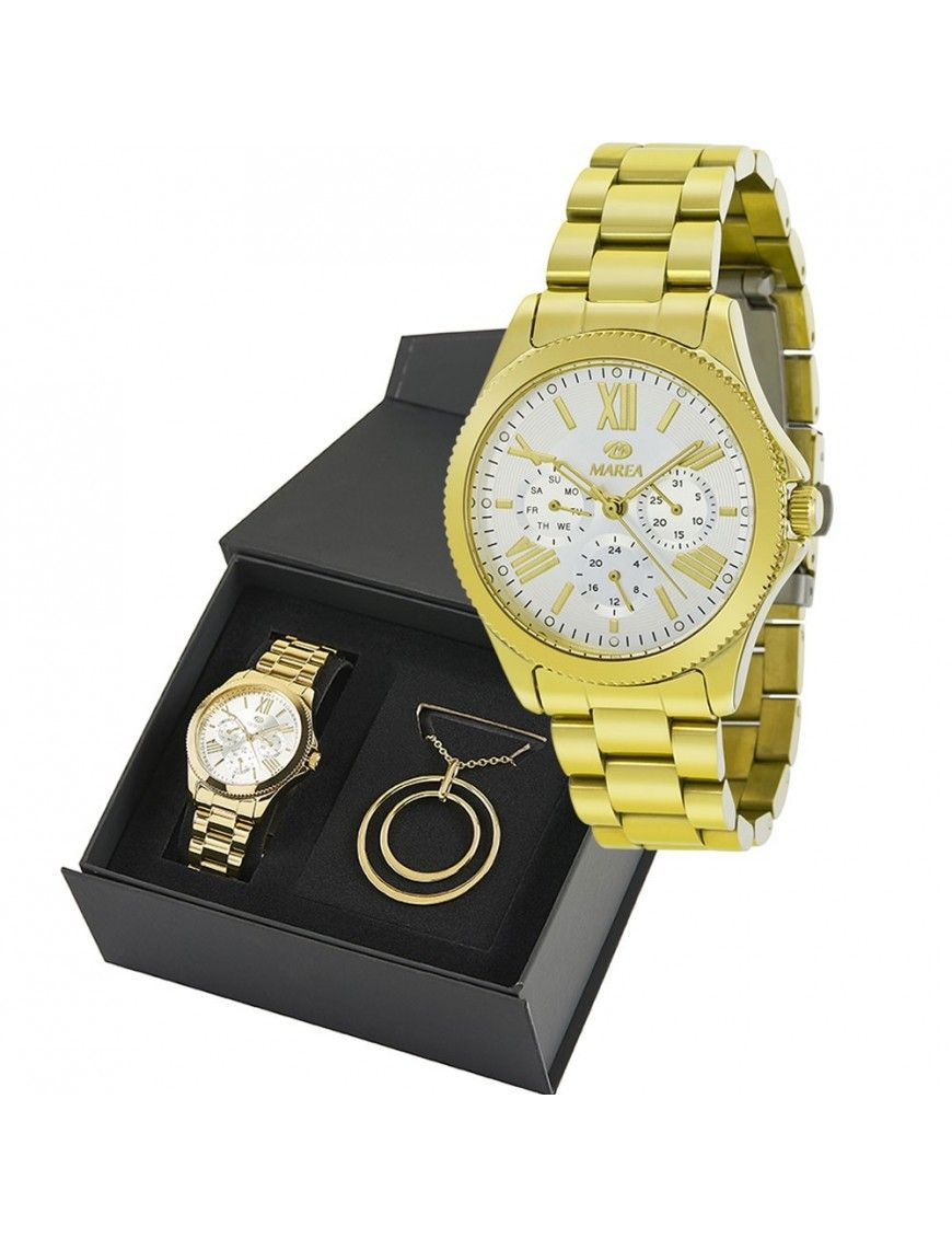 Pack Reloj Marea Mujer Just For Her B54094/23