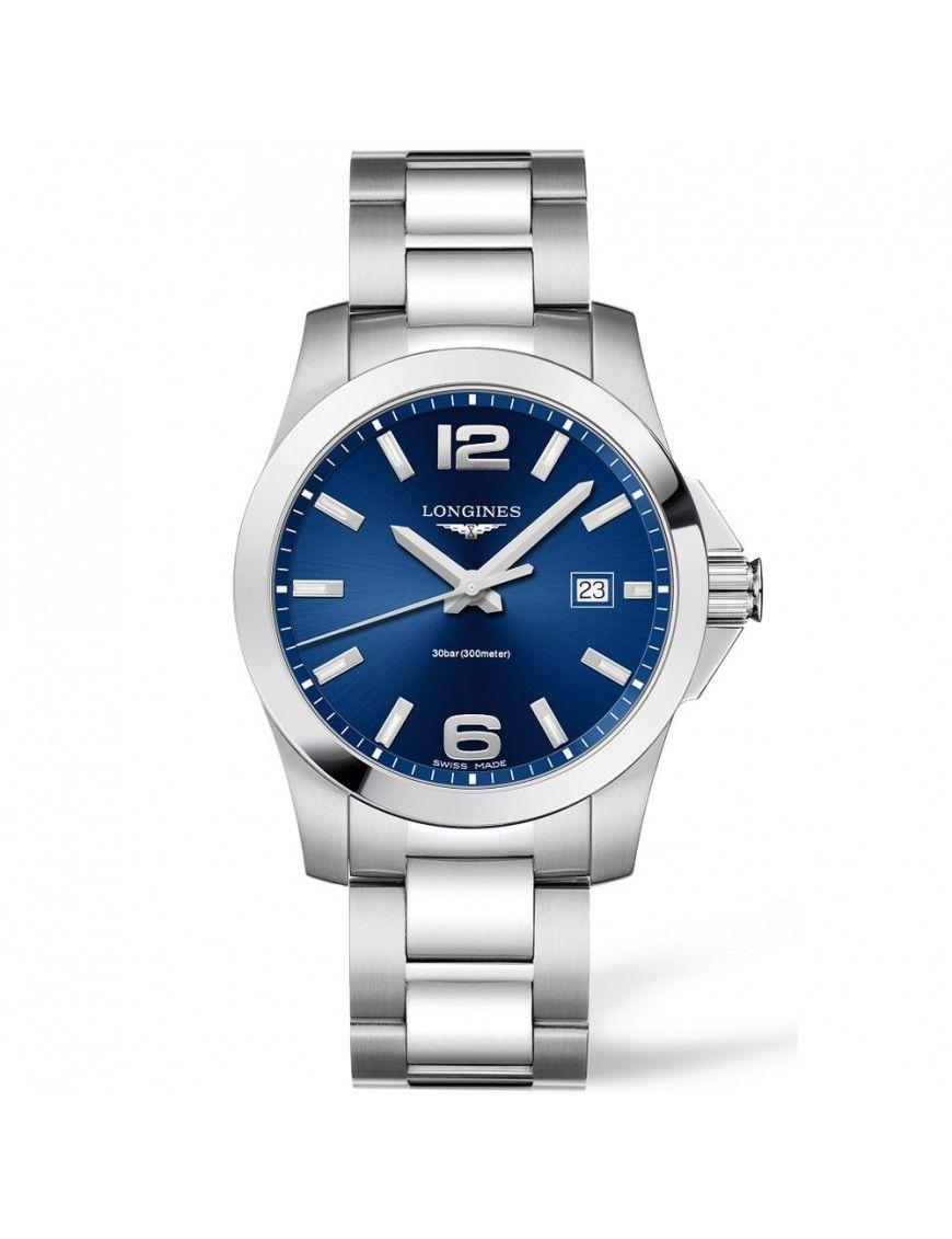 Reloj Longines Conquest Hombre L3.759.4.96.6