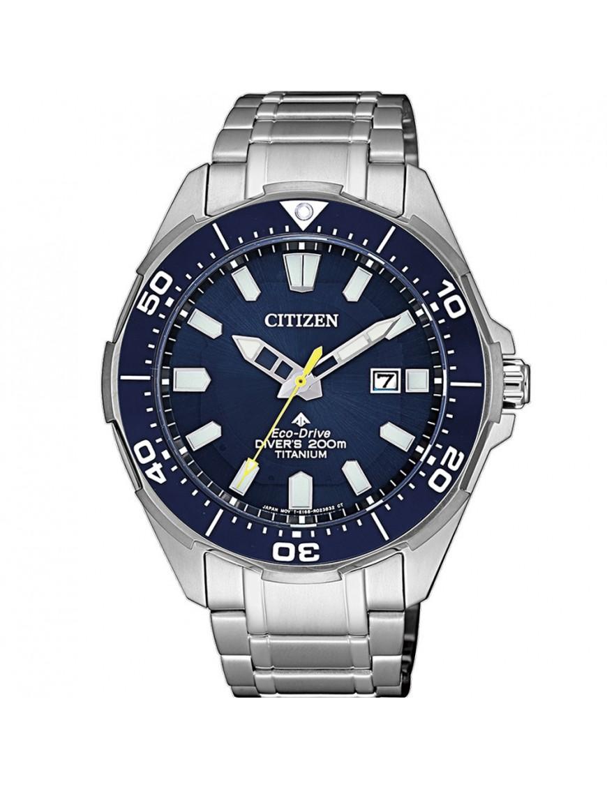Reloj Citizen Promaster Eco-Drive Hombre BN0201-88L
