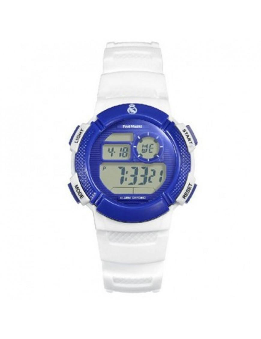 Reloj Oficial Real Madrid Niño Cronógrafo RMD0006-30