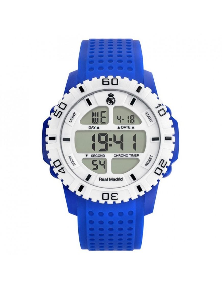 Reloj Oficial Real Madrid Hombre Cronógrafo RMD0007-13