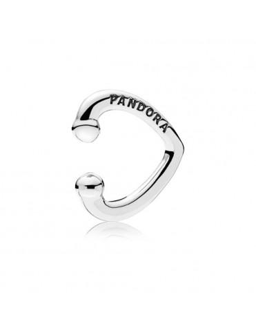 Comprar Pendientes Pandora plata Abierto 297214 online