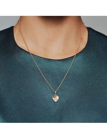 Charm Pandora Rose colgante Abanico de Amor 387286CZ