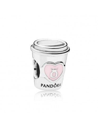 Charm Pandora Plata Bebida para llevar 797185EN160