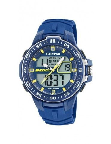 Reloj Calypso Hombre cronógrafo Street Style K5766/1