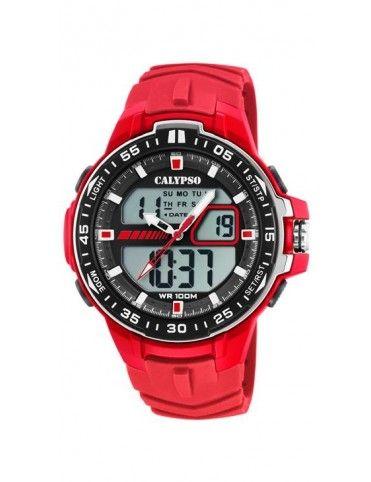 Reloj Calypso Hombre cronógrafo Street Style K5766/2