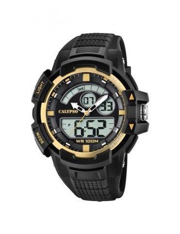 Reloj Calypso Hombre cronógrafo  Street Style K5767/4