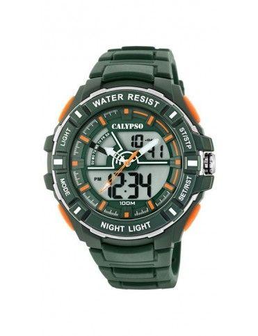 Reloj Calypso Hombre cronógrafo Street Style K5769/5