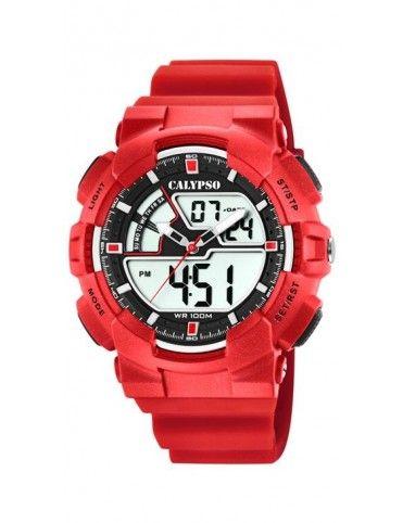 Reloj Calypso Hombre cronógrafo For Man K5771/2