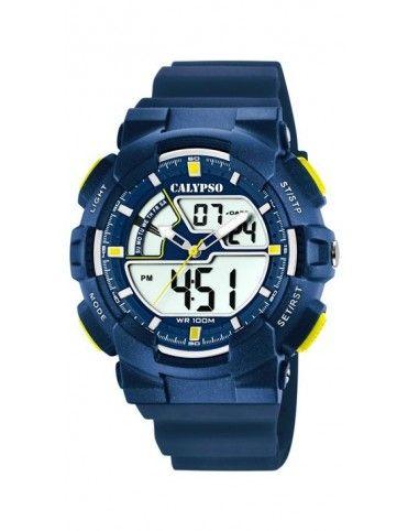 Reloj Calypso Hombre cronógrafo For Man K5771/3