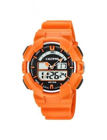 Reloj Calypso Hombre cronógrafo For Man K5772/1