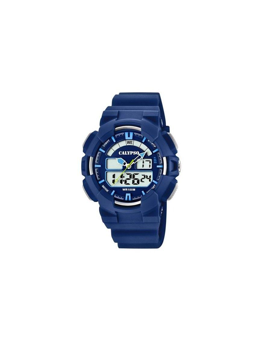 Reloj Calypso Hombre cronógrafo For Man K5772/3