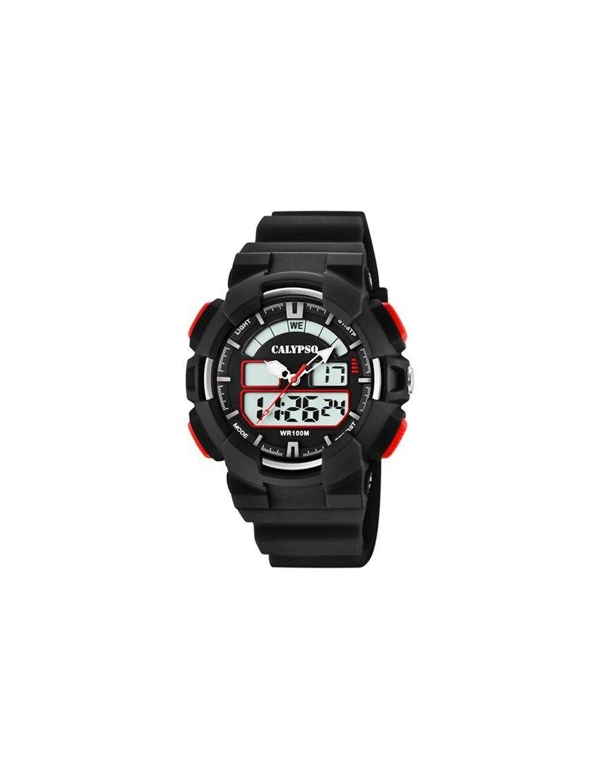 Reloj Calypso Hombre cronógrafo For Man K5772/4