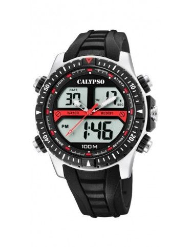 Comprar Reloj Calypso Hombre cronógrafo Street Style K5773/4 online