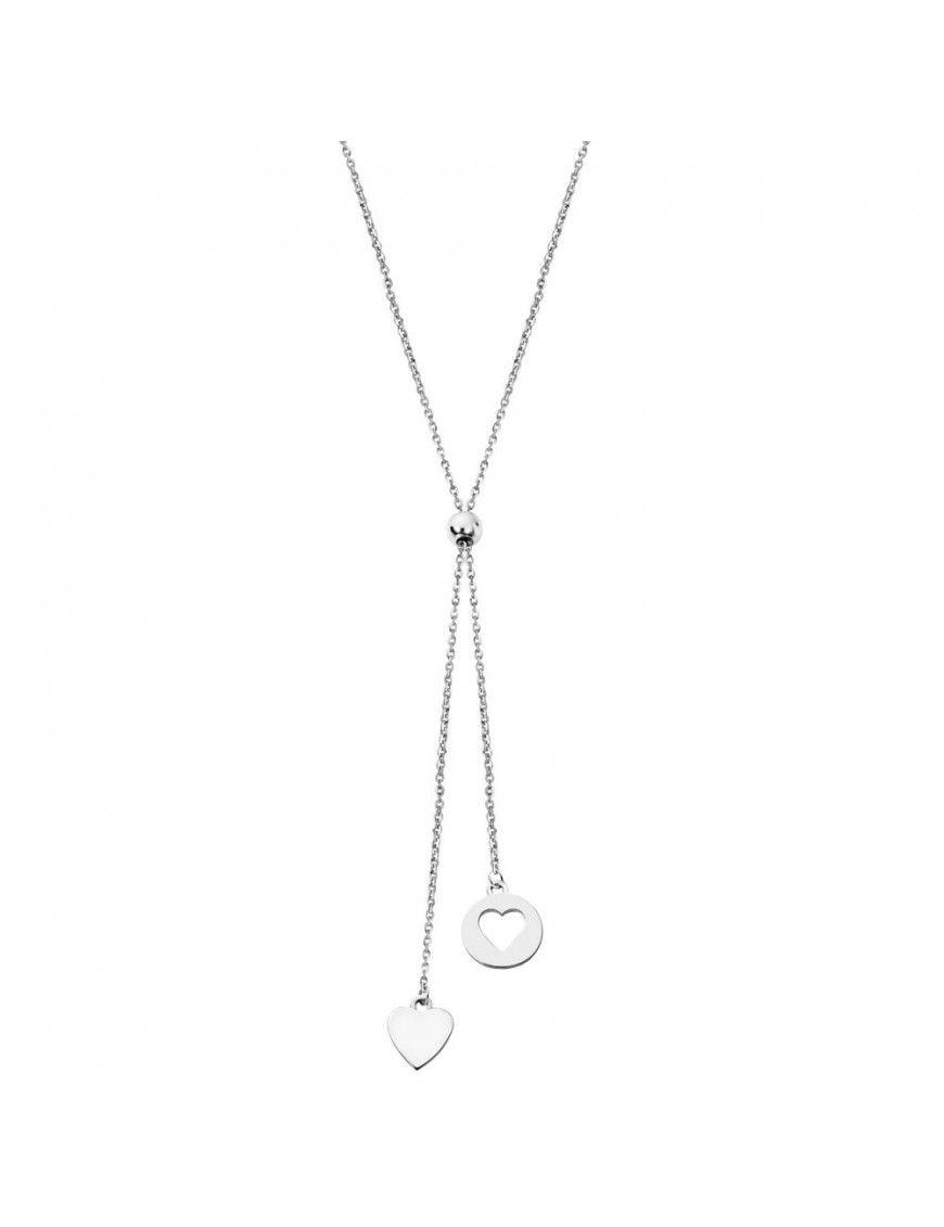 Collar Lotus Silver Mujer LP1752-1/1