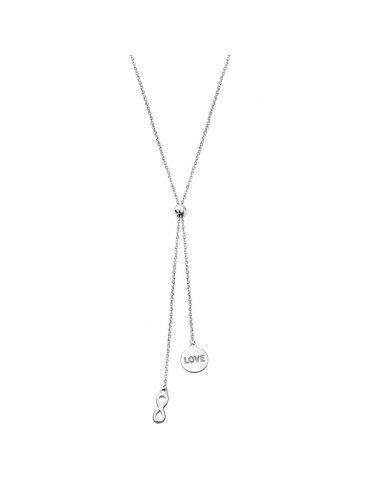 Collar Lotus Silver Mujer LP1750-1/1