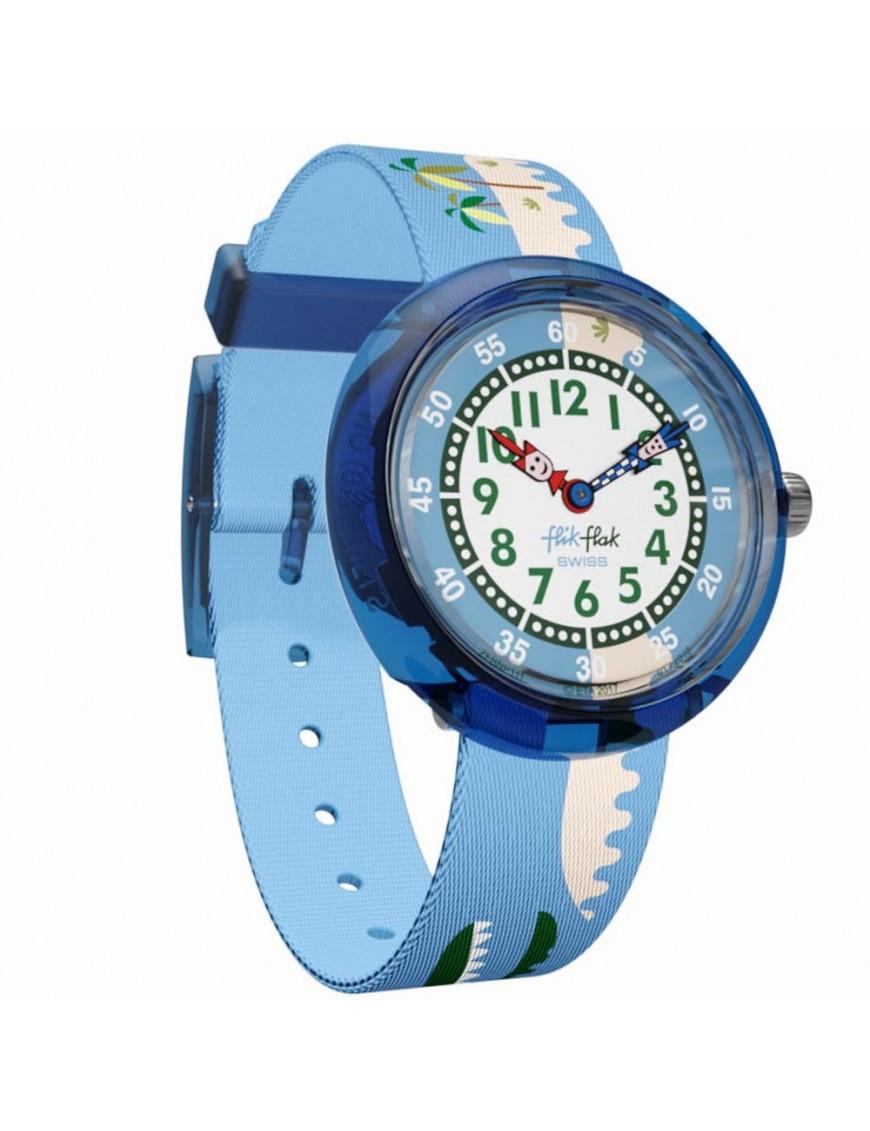 Reloj Flik Flak Islagator FBNP111