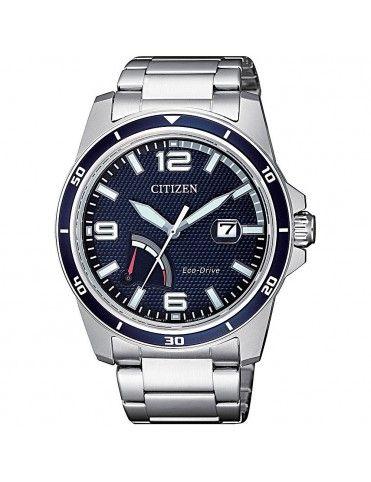 Reloj Citizen Eco-Drive Ring Solar Hombre AW7037-82L