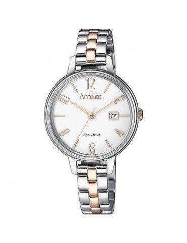 Reloj Citizen Eco-Drive mujer EW2446-81A