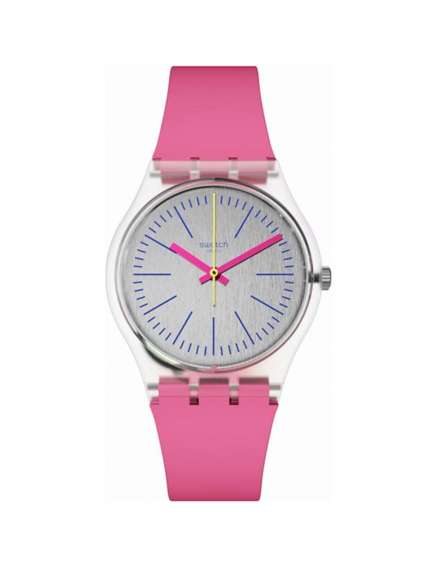 Reloj Swatch Mujer GE256 Fluo Pinky