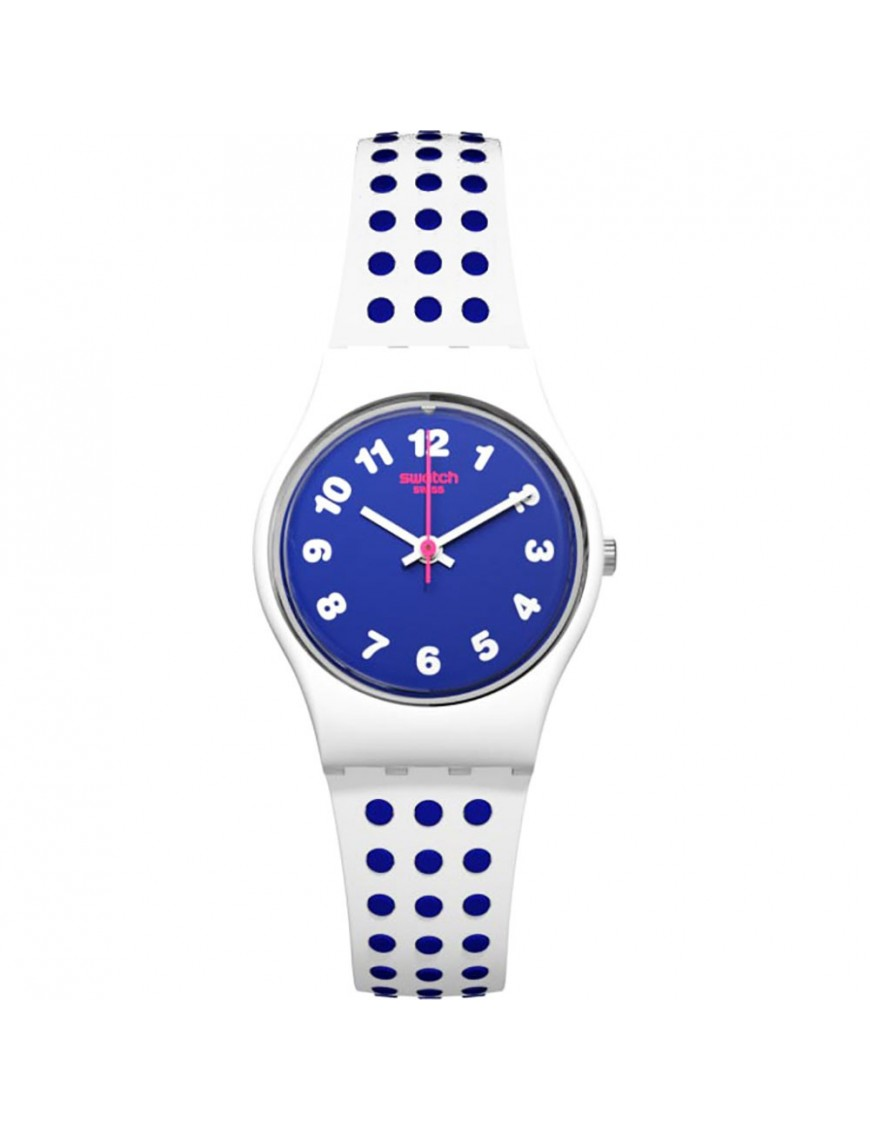 6b9021d83a58 Reloj Swatch Mujer LW159 Bluedots. ColecciónThe Swatch Vibe.