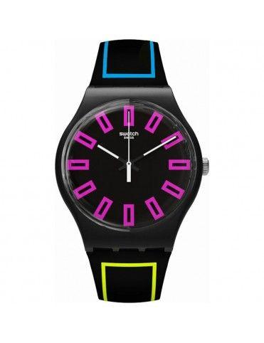 Reloj Swatch Unisex SUOB146 Around The Strap