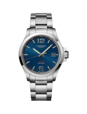 Reloj Longines Conquest V.H.P Hombre L3.726.4.96.6