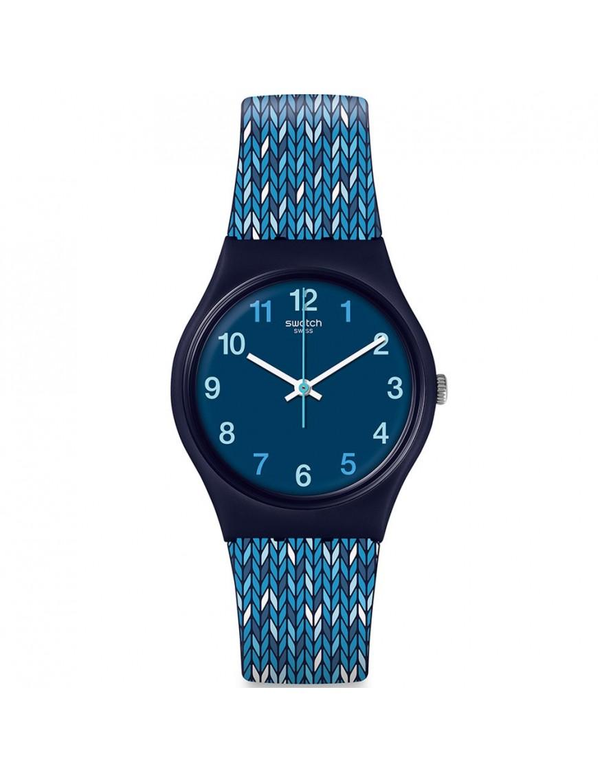 Reloj Swatch Mujer GN259 TRICO'BLUE