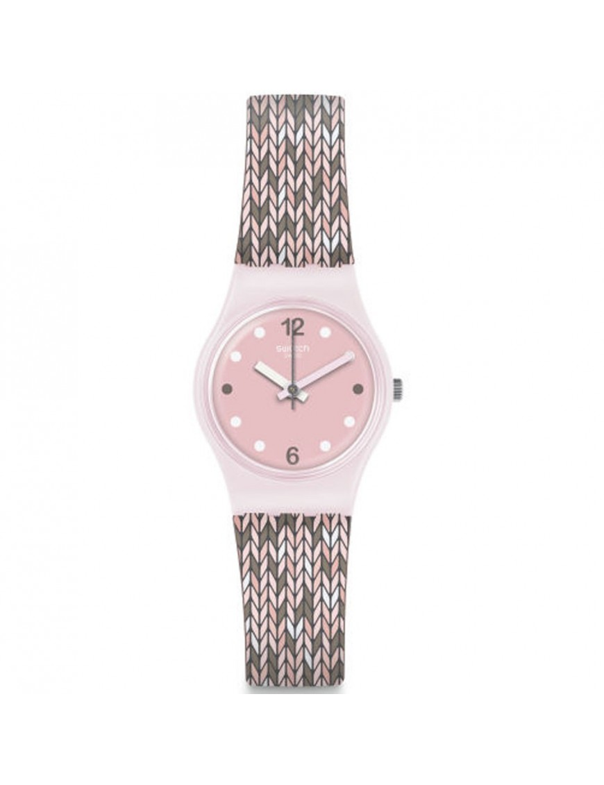 Reloj Swatch Mujer LP151 Trico Pink