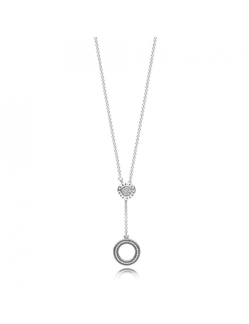 Collar Pandora Plata Firma Pandora 397445CZ-70