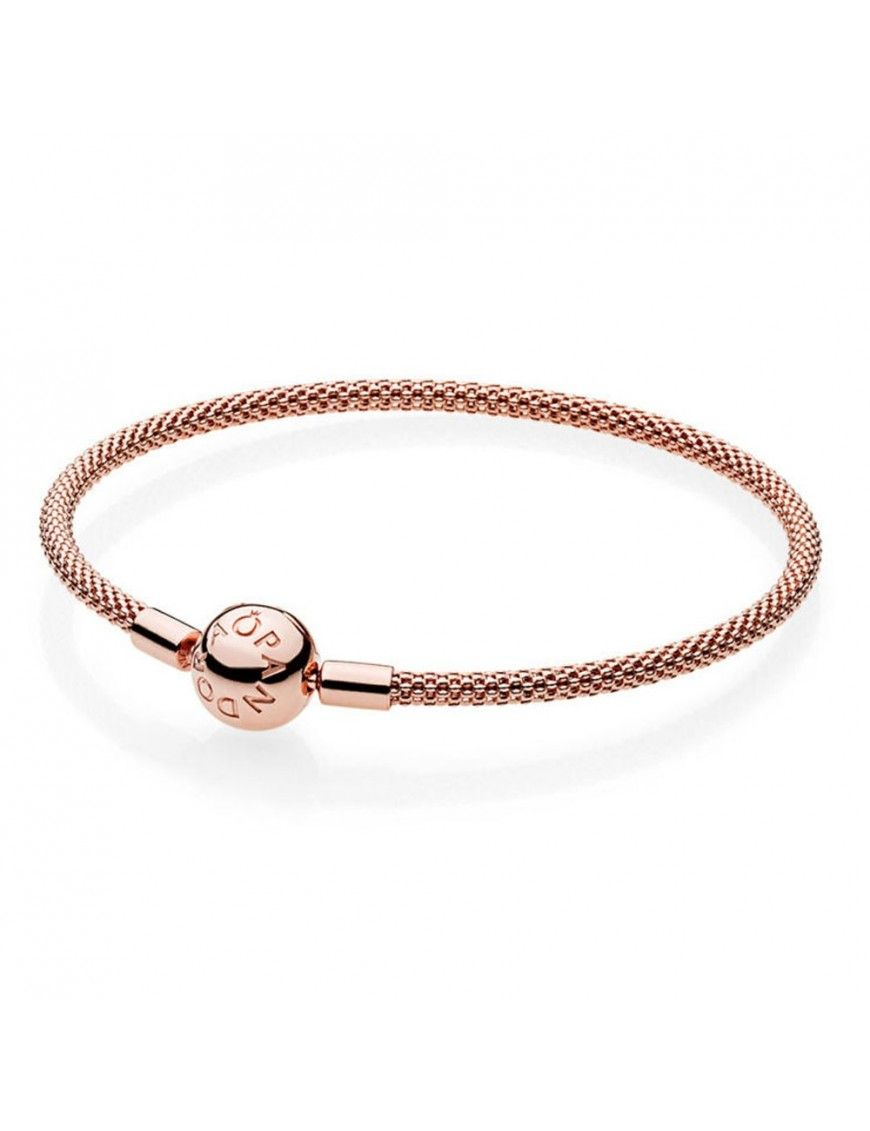 Pulsera Pandora Rose Rígida Moments 586543-17