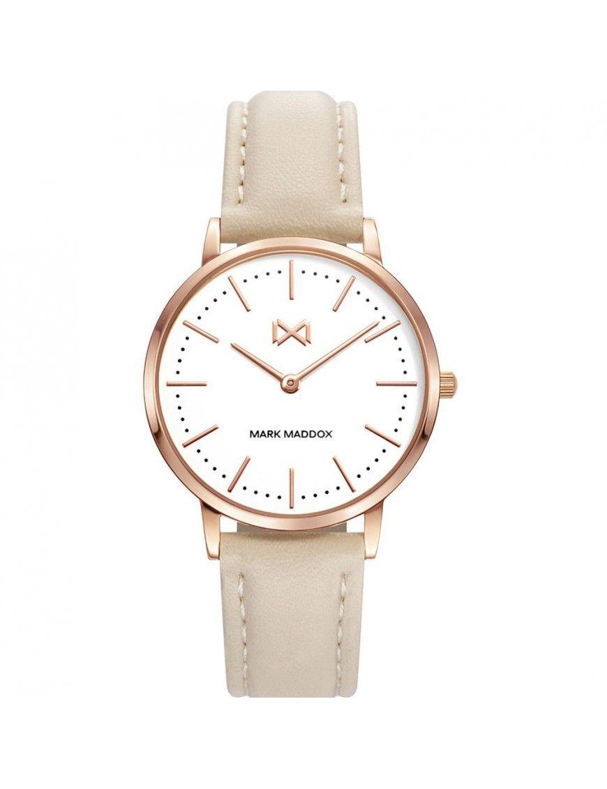 Mujer Greenwich 07 Reloj Maddox Mc7109 Mark n0PwOkX8