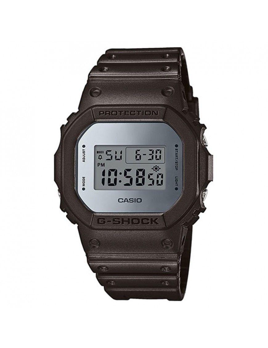 Reloj Casio G-Shock Cronógrafo hombre DW-5600BBMA-1ER Basic Black
