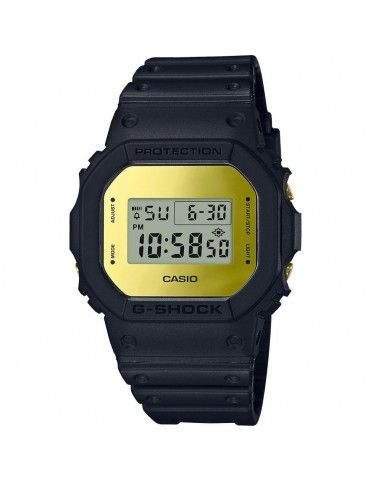 Reloj Casio G-Shock Cronógrafo hombre DW-5600BBMB-1ER Basic Black