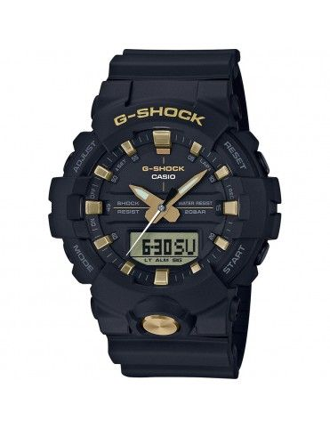 Reloj Casio G-Shock Hombre Cronógrafo GA-810B-1A9ER Black and Gold