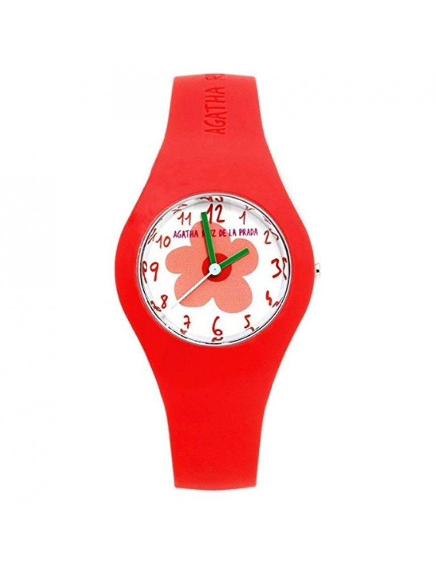 Reloj Agatha Ruiz de la Prada Niña Polo AGR220 flor