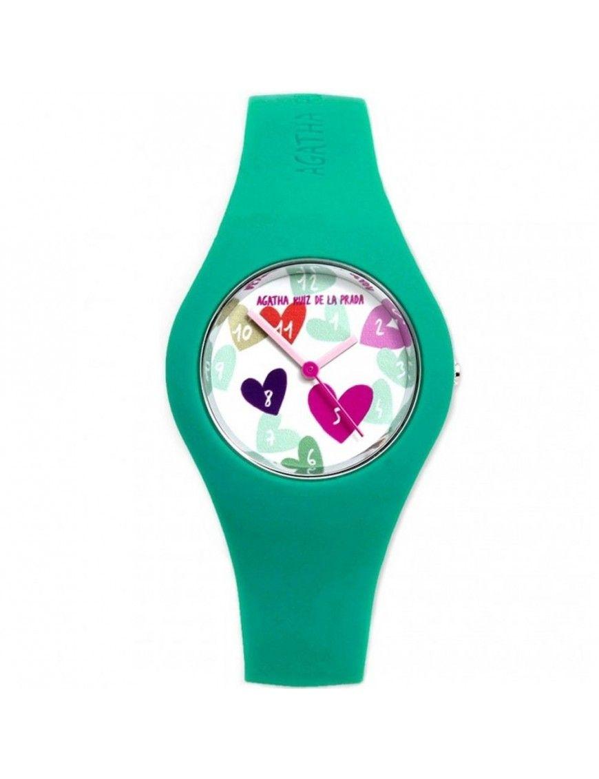Reloj Agatha Ruiz de la Prada Niña Polo AGR224