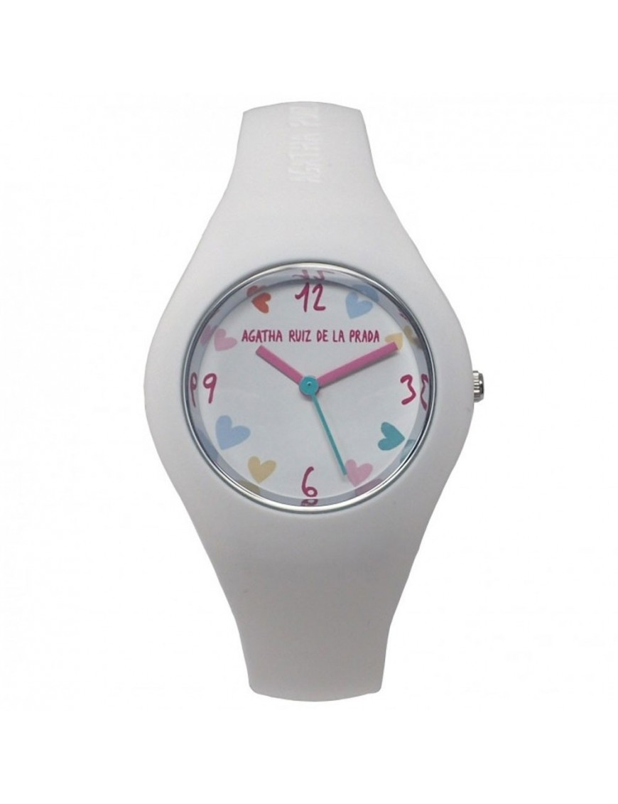 Reloj Agatha Ruiz de la Prada Niña Polo AGR227