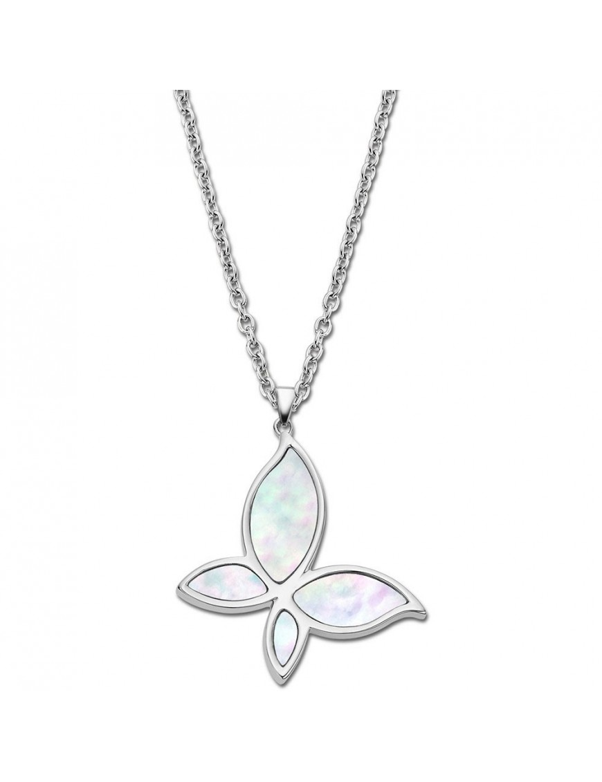 Collar Lotus Style Mujer Acero LS1794-1/1