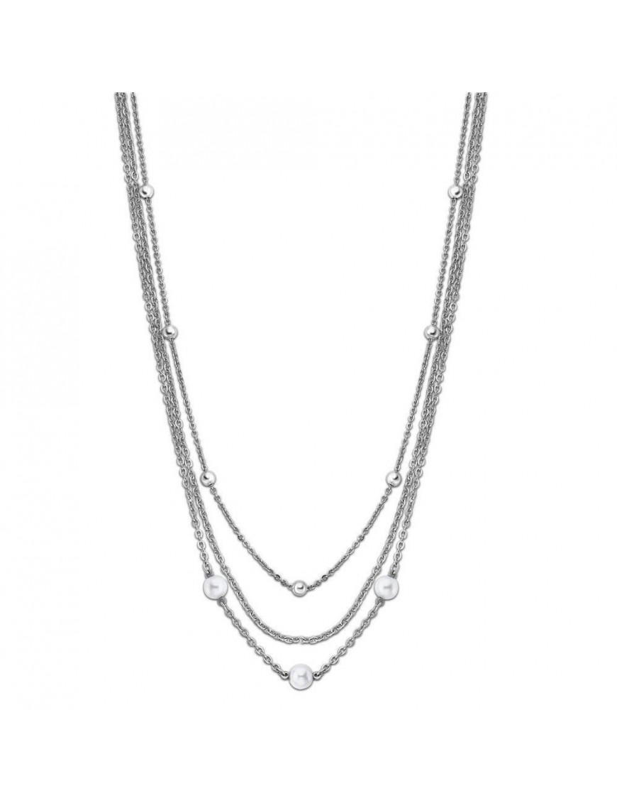 Collar Lotus Style Mujer Acero LS2002-1/1