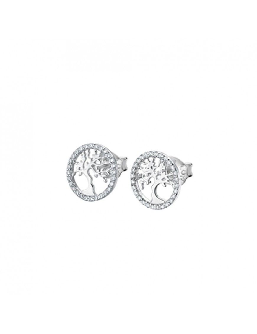 Pendientes Lotus Silver Mujer Plata LP1778-4/1