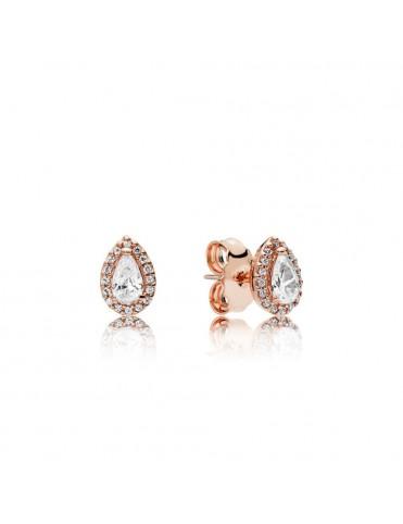Comprar Pendientes Pandora Gotas radiantes Rose 286252CZ online