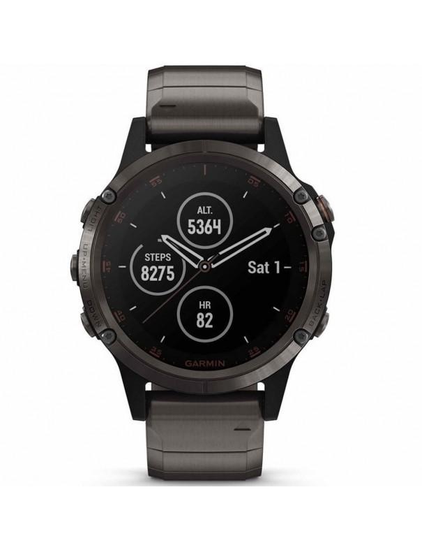 Reloj Garmin Fenix 5 Plus Zafiro 010-01988-03