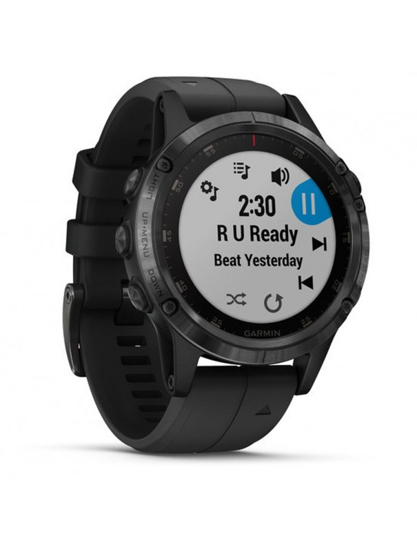 Reloj Garmin Fenix 5 Plus Zafiro 010-01988-07