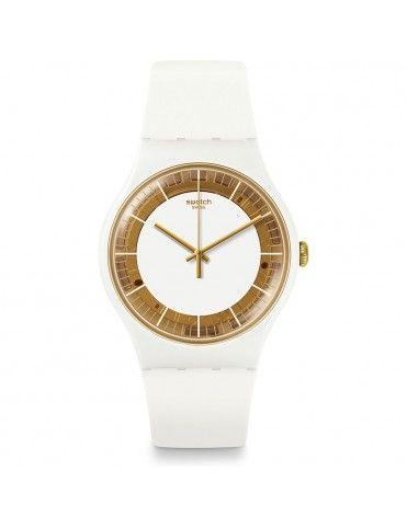Reloj Swatch Mujer SiliWhite SUOW158