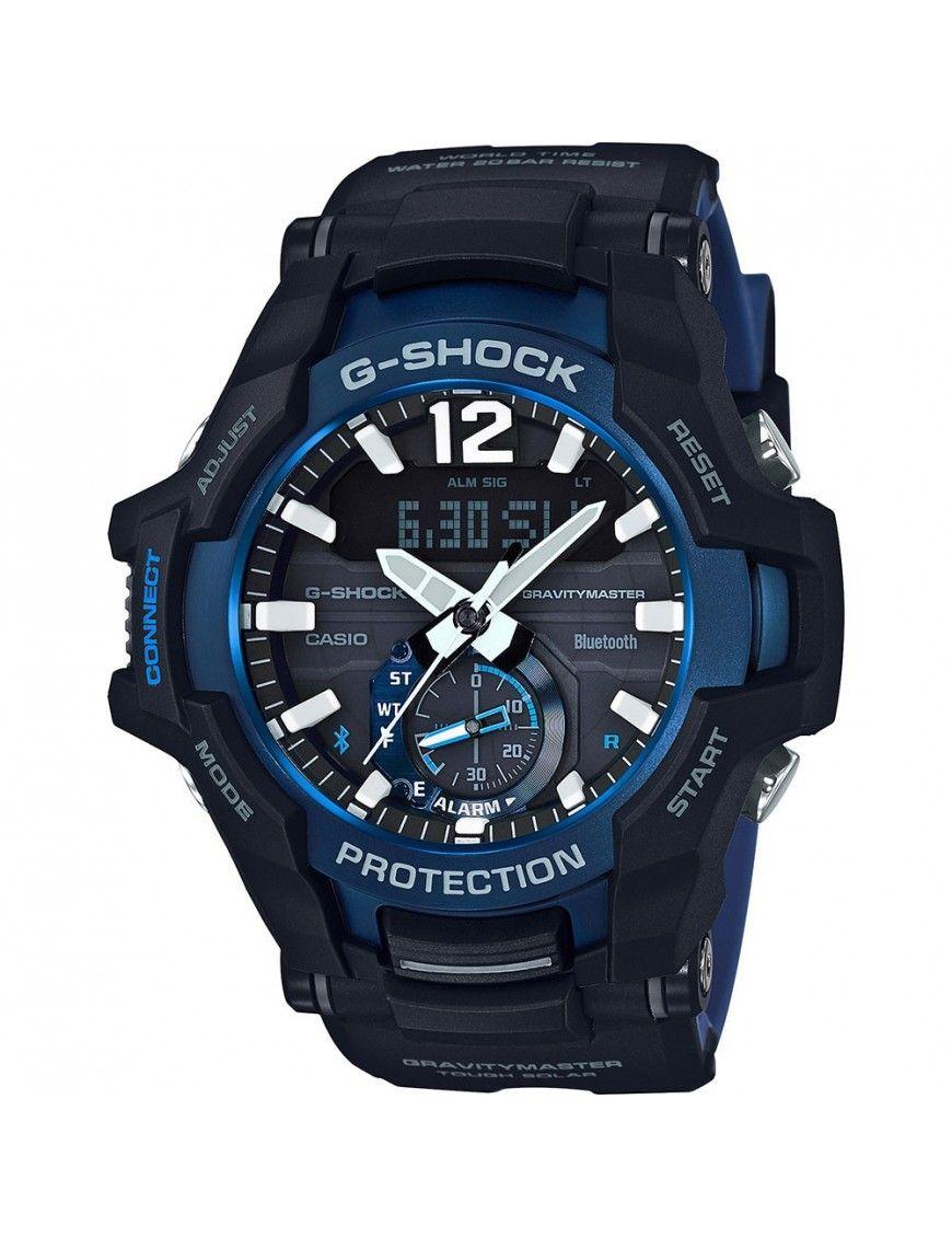 Reloj Casio G-Shock Hombre G-Squad Bluetooth GR-B100-1A2ER