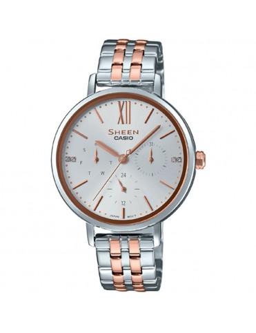 Comprar Reloj Casio Sheen Mujer multifunción SHE-3064SPG-7AUER online