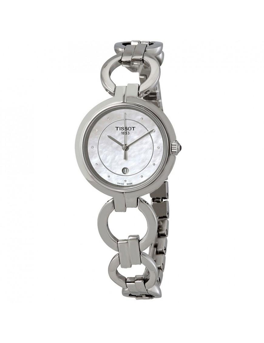Reloj Tissot mujer Flamingo T094.210.11.116.00
