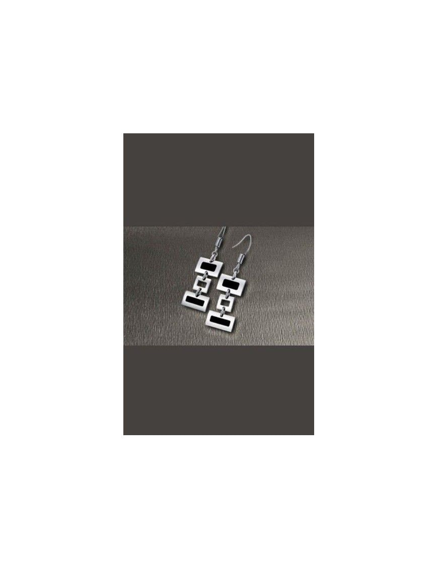 PENDIENTE LOTUS STYLE ACERO MUJER LS1165-4/2